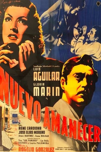 Poster of Nuevo amanecer