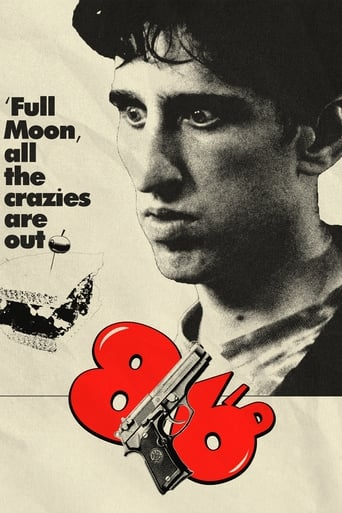 Poster of 86'd