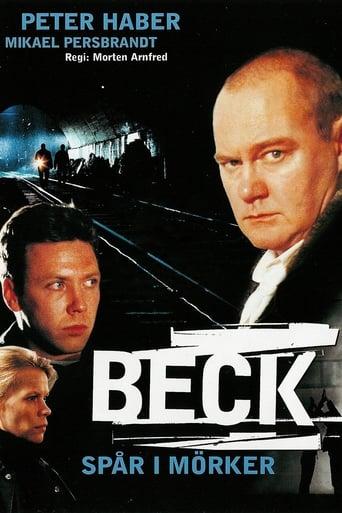 Poster of Beck - Spår i mörker