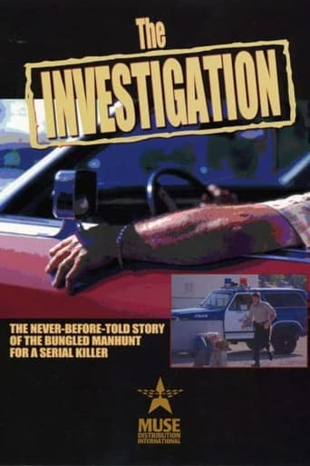 Poster of The Investigation