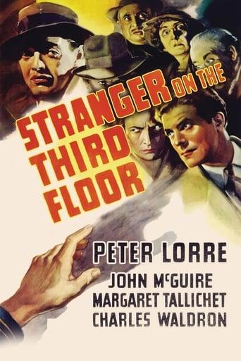 Poster of Stranger on the Third Floor