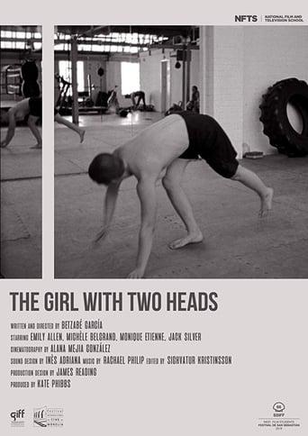 Poster of La chica con dos cabezas