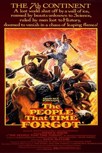 Poster of The People That Time Forgot