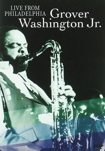 Poster of Grover Washington Jr. - In Concert