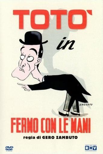 Poster of Fermo con le mani!