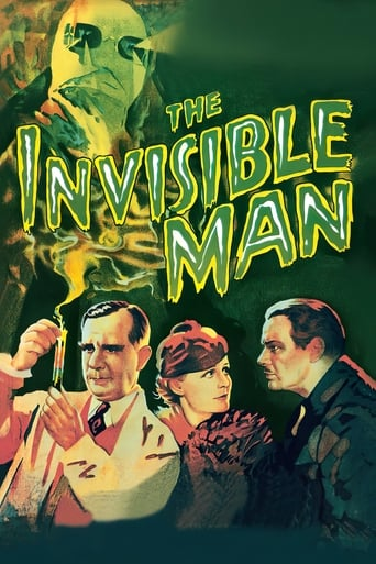 Poster of The Invisible Man