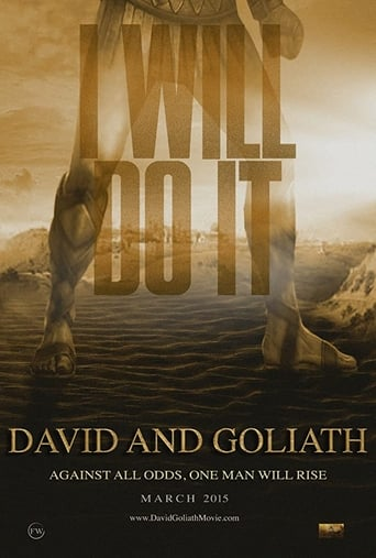 Poster of David and Goliath