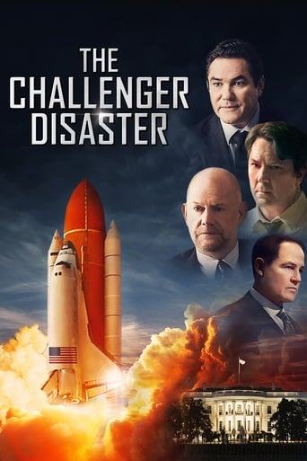 Poster of The Challenger Disaster