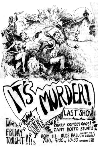 Poster of It's Murder!