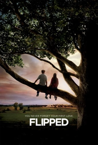 Flipped poster