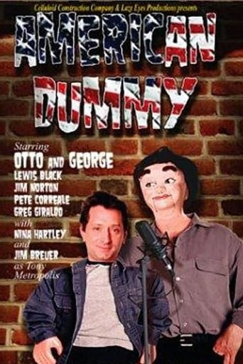 Poster of American Dummy