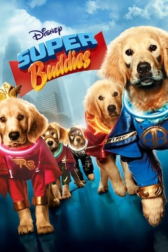 Poster of Super Buddies