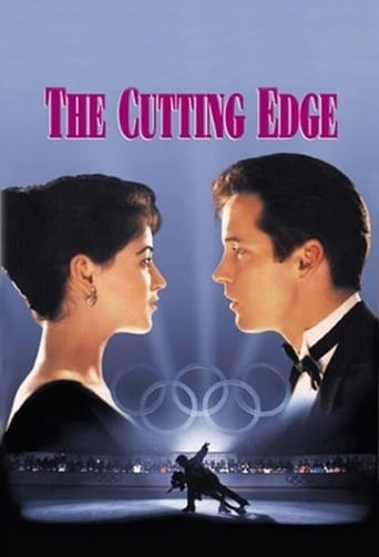 Poster of The Cutting Edge