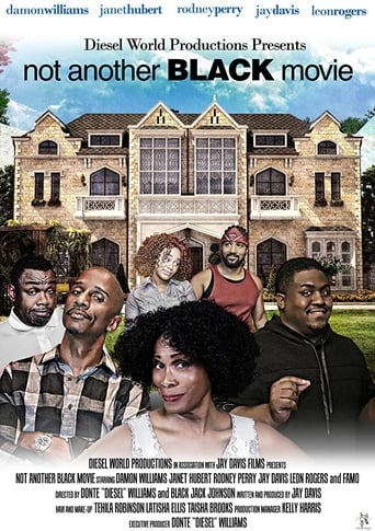 Poster of Not Another Black Movie