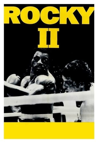 Poster of Rocky II
