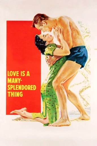 Poster of Love Is a Many-Splendored Thing