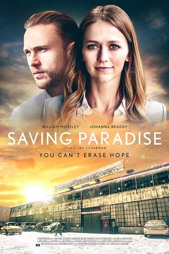 Poster of Saving Paradise