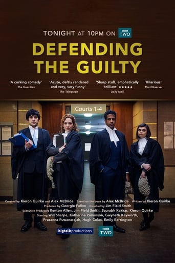 Poster of Defending the Guilty