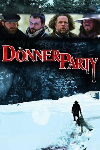 Poster of The Donner Party (American Experience)