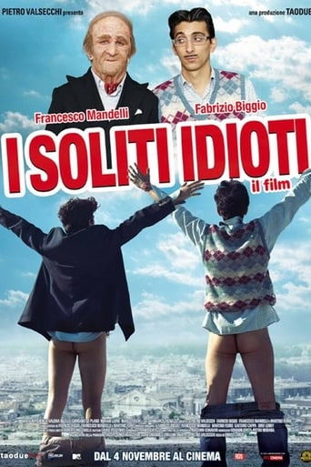 Poster of I soliti idioti