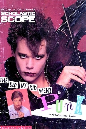 Poster of The Day My Kid Went Punk