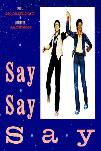 Say Say Say poster
