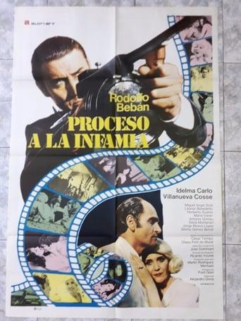 Poster of Proceso a la infamia