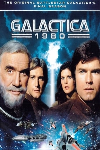 Poster of Galactica 1980