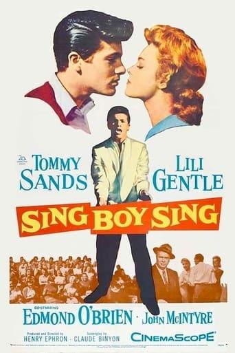 Poster of Sing Boy Sing
