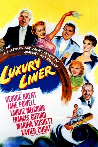 Poster of Luxury Liner