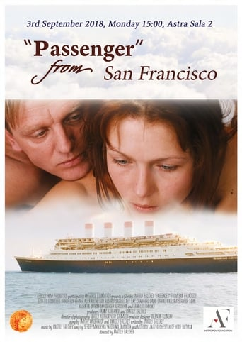 Poster of Passenger from San Francisco