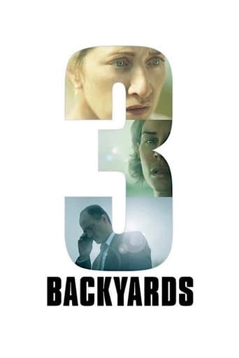 Poster of 3 Backyards