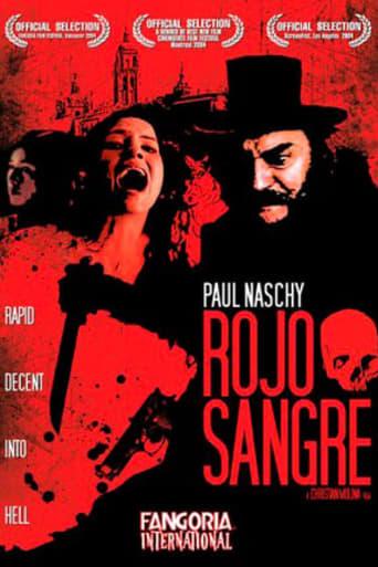 Poster of Rojo sangre