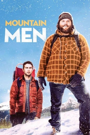 Poster of Mountain Men