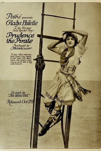 Poster of Prudence, the Pirate