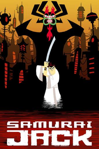 Poster of Samurai Jack