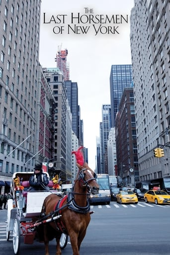 Poster of The Last Horsemen of New York