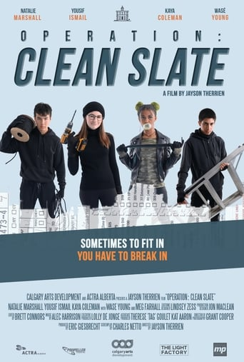 Poster of Operation: Clean Slate