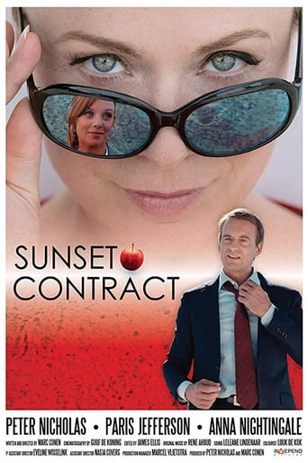 Poster of Sunset Contract