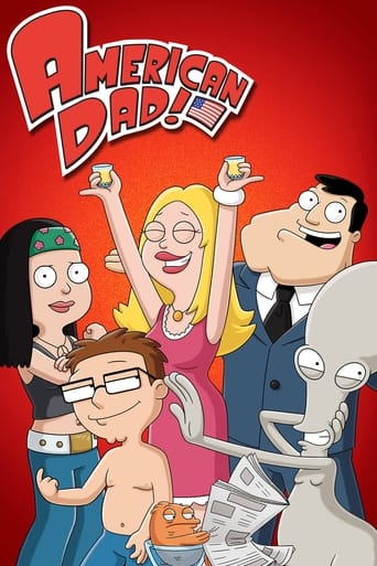 Poster of American Dad!