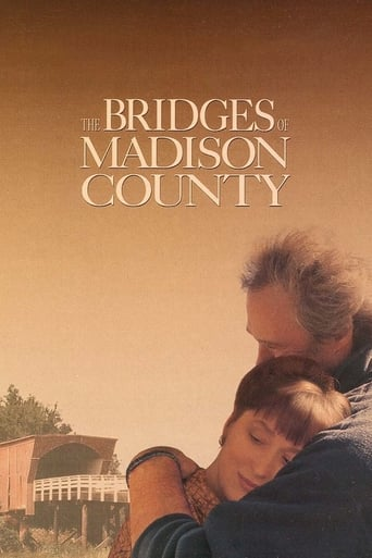 Poster of The Bridges of Madison County