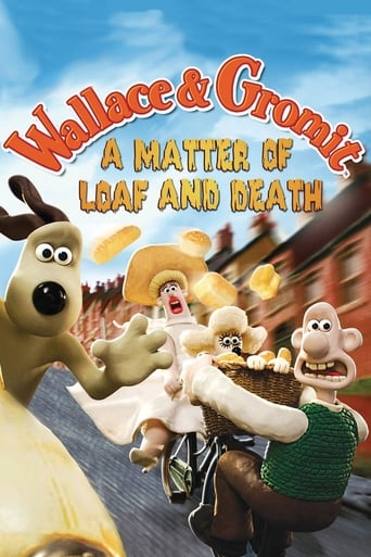 Poster of A Matter of Loaf and Death