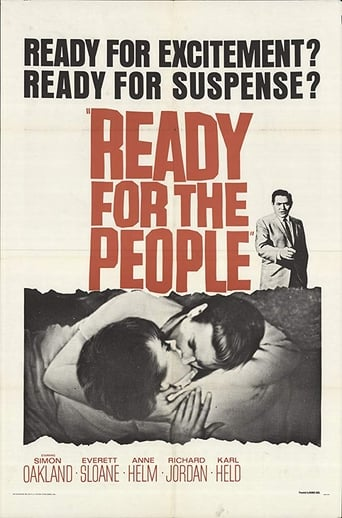 Poster of Ready for the People