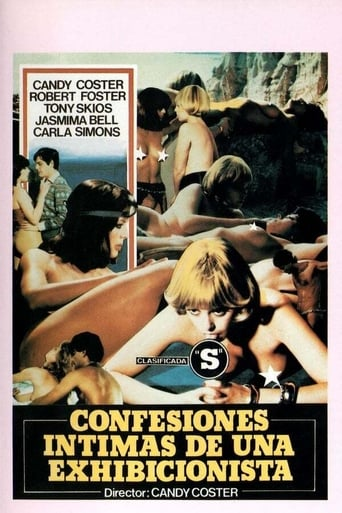 Poster of Intimate Confessions of an Exhibitionist