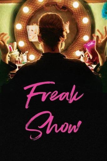 Poster of Freak Show