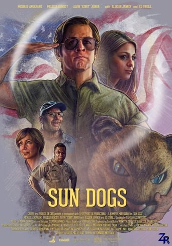 Poster of Sun Dogs