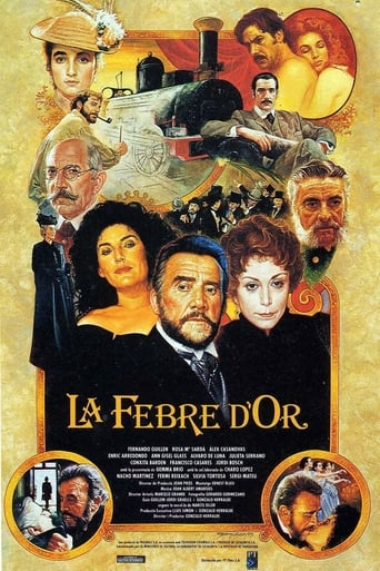 Poster of La febre d'Or