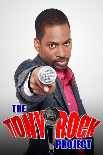 Poster of The Tony Rock Project
