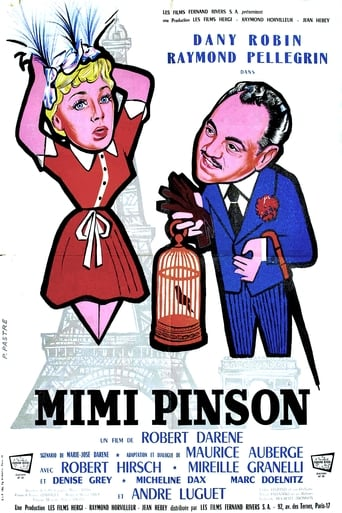 Poster of Mimi Pinson