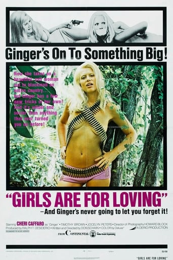 Poster of Girls Are for Loving